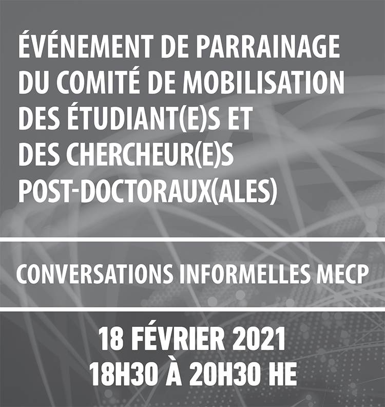 Conversations informelles MECP